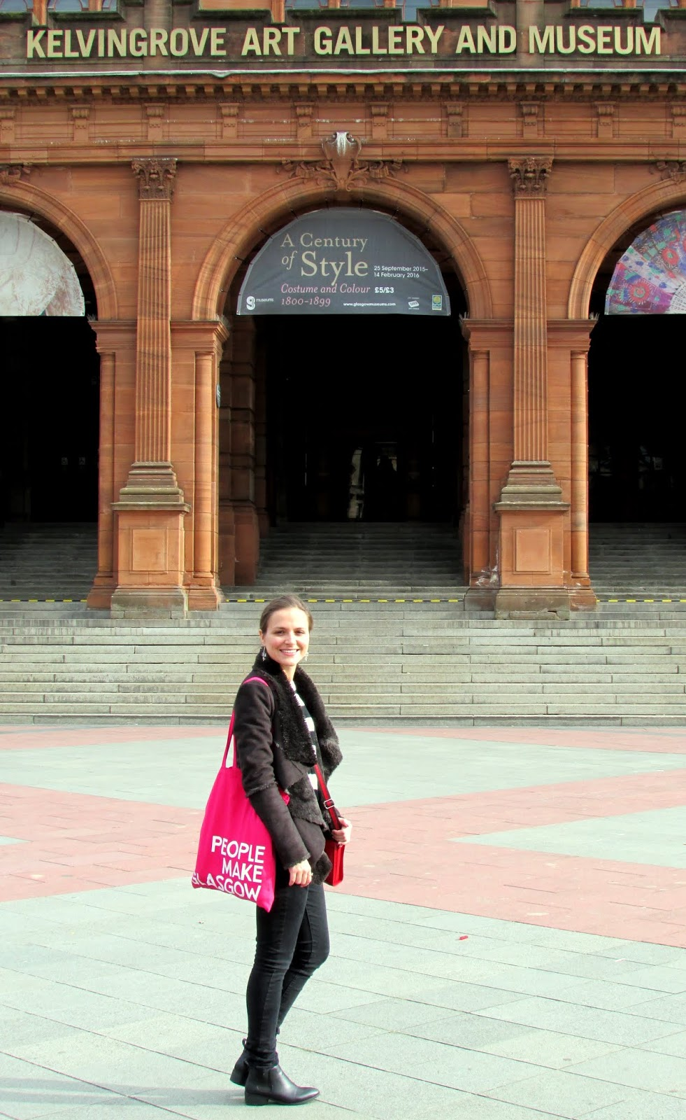 The Secret Life of Maggie May- City Guide to Glasgow, Kelvingrove