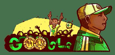 Stephen Keshi Doodle icon