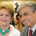 Senador Garibaldi presta condolências a família de Wilma