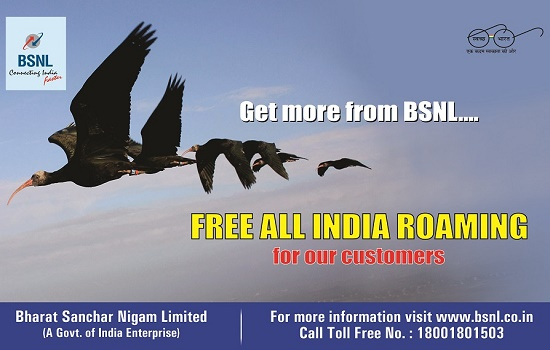 BSNL announced FREE 3G SIM Offer with Unlimited Voice & Data plans for new and MNP customers from 1st March to 31st March 2017
