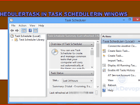 How to write the batch for sample java class and scheduling task in task scheduler