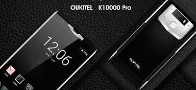 مراجعة هاتف OUKITEL K10000 Pro بطارية كبيرة ومقاوم للصدمات بمزايا تقنية عالية !