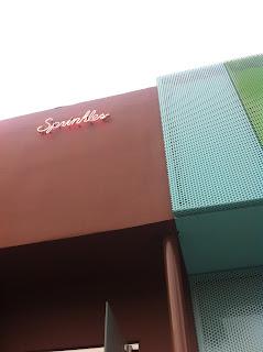 Beverly Hills - Sprinkles Cupcakes 杯子蛋糕販賣機