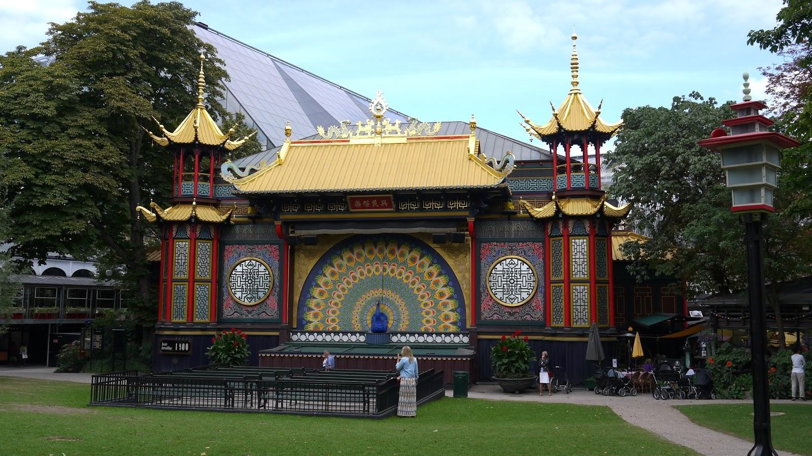 Tivoli Gardens, Copenhagen. | LUX LIFE LONDON | A Luxury Lifestyle Blog