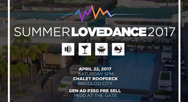 Summer Love Dance 2017 Bacolod
