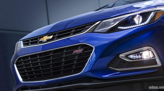 Xe Chevrolet Cruze 2016 giá 17.495 USD tại Mỹ
