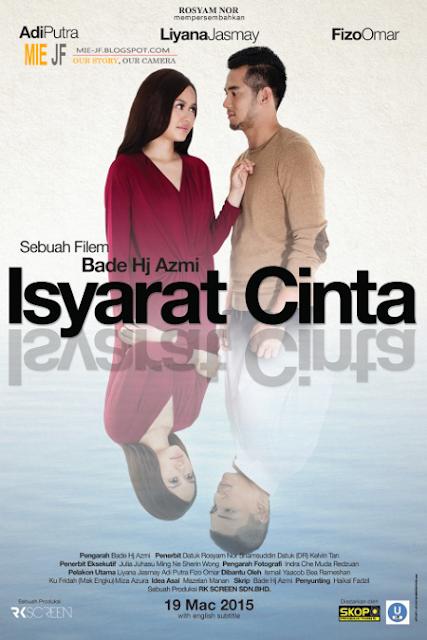Isyarat Cinta (2015) SDTV 720p