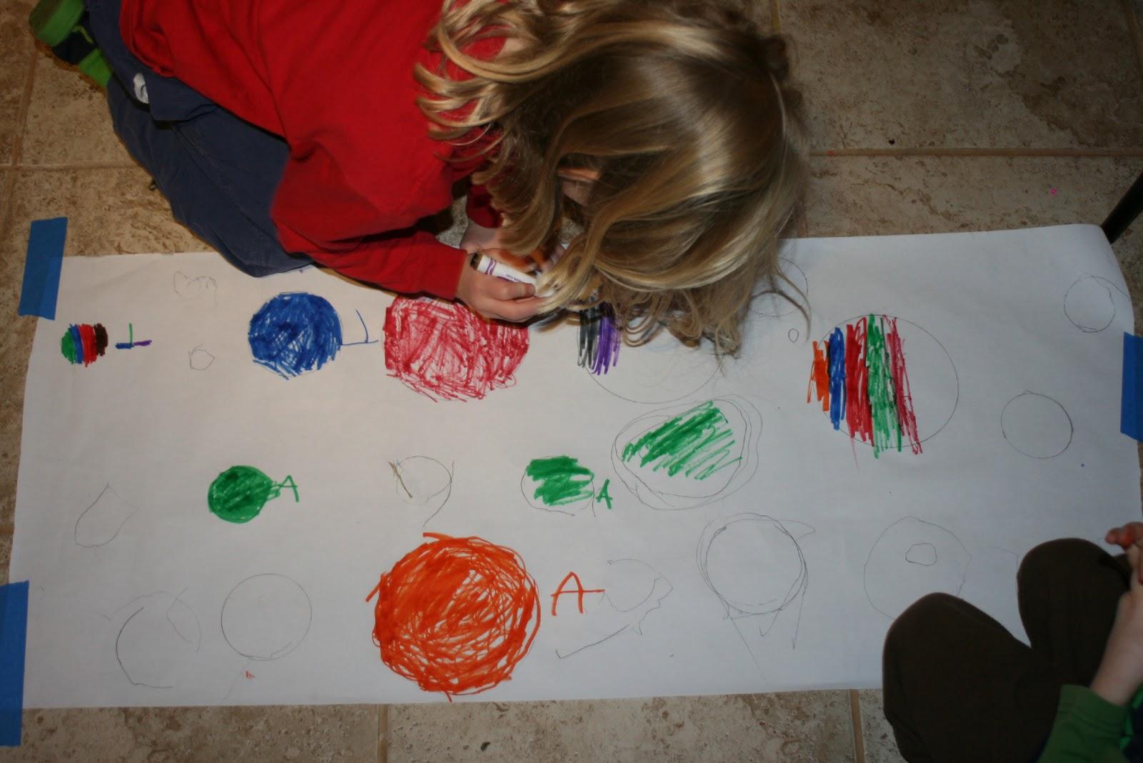 Homeschoolinggarden Create Your Own Planets