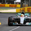 Lewis Hamilton fastest again in second Australia practice