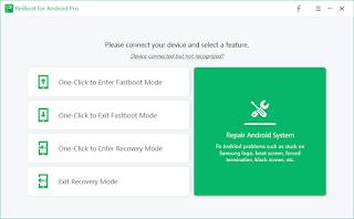 أفضل برنامج إصلاح لجميع مشاكل نظام أندرويد Tenorshare ReiBoot for Android Pro 2.0.0.15