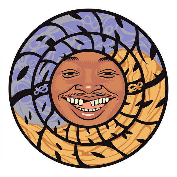 Danny Brown - Smokin & Drinkin - EP Cover