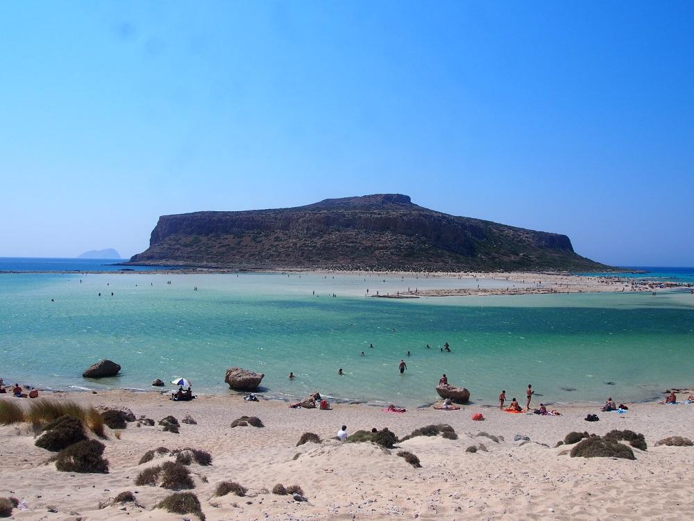 Le 3 spiagge più belle di Creta
