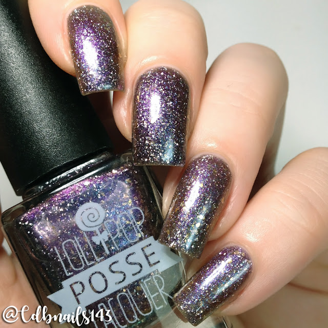Lollipop Posse Lacquer Revamped Cdbnails