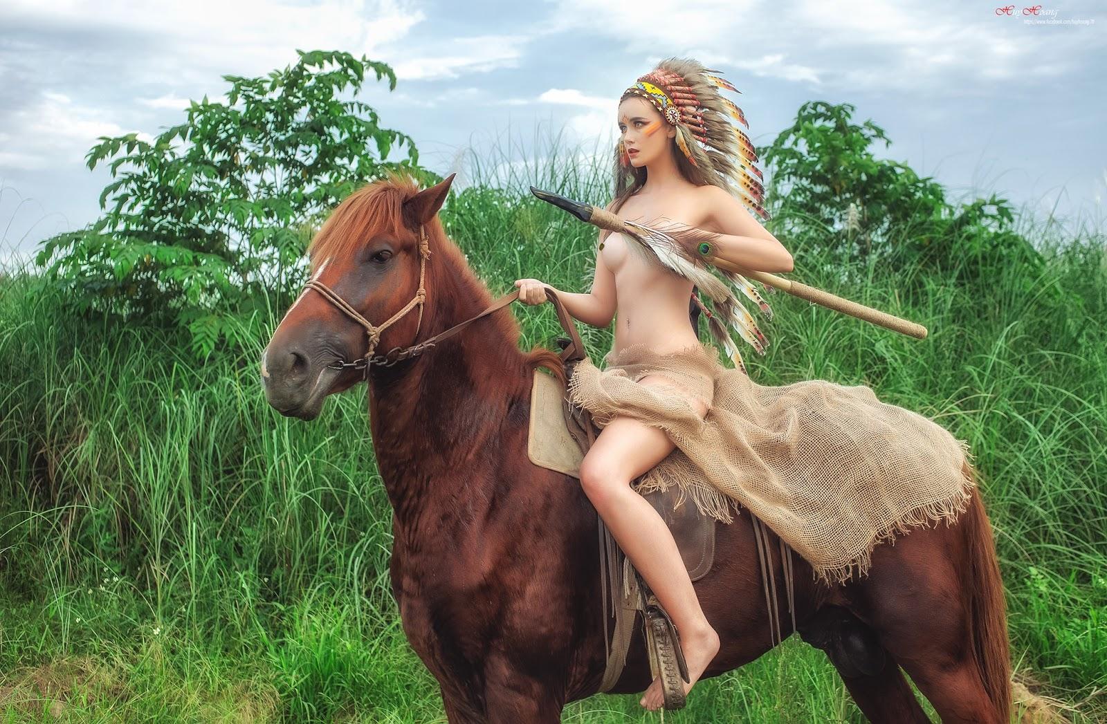 Em thổ dân sexy @BaoBua: Việt Nam Nude Girl