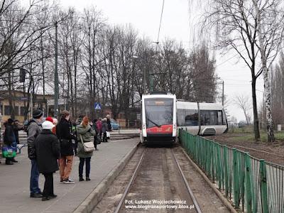 Solaris Tramino, testy w Krakowie