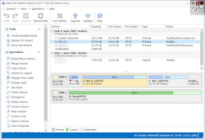download macrorit partition expert gratis