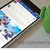 Facebook App Homepage