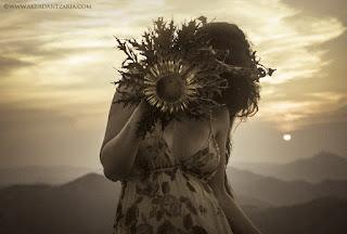 Aker Dantzaria Victoria Francés Pagan Sabbath Litha Midsummer Summer Solstice