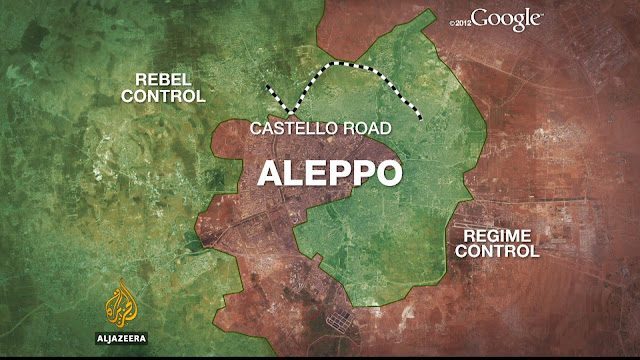 The Great Battle for Aleppo, Kemenangan Besar Mujahidin