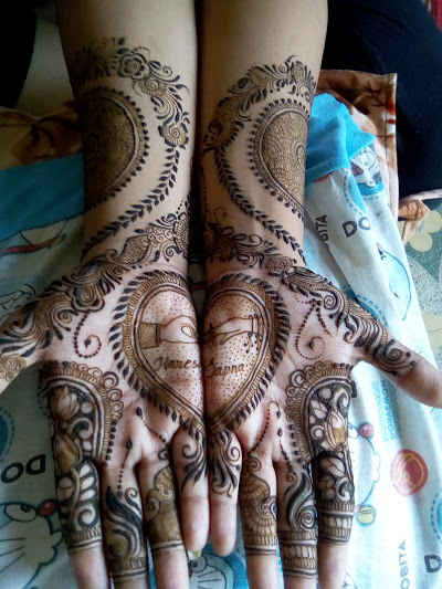 easy henna designs for kids