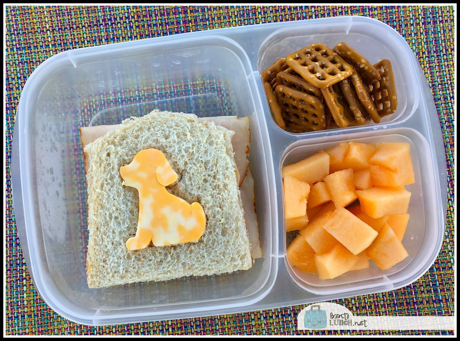 BentoLunch net - What's for lunch at our house: National Pet