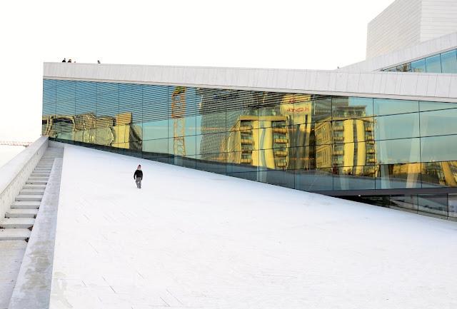 Ruta de 4 días por Oslo - que ver en oslo, la opera