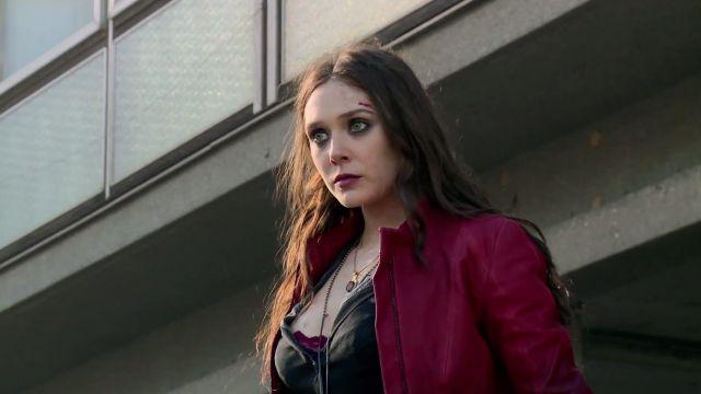 Wanda Maximoff - Elizabeth Olsen