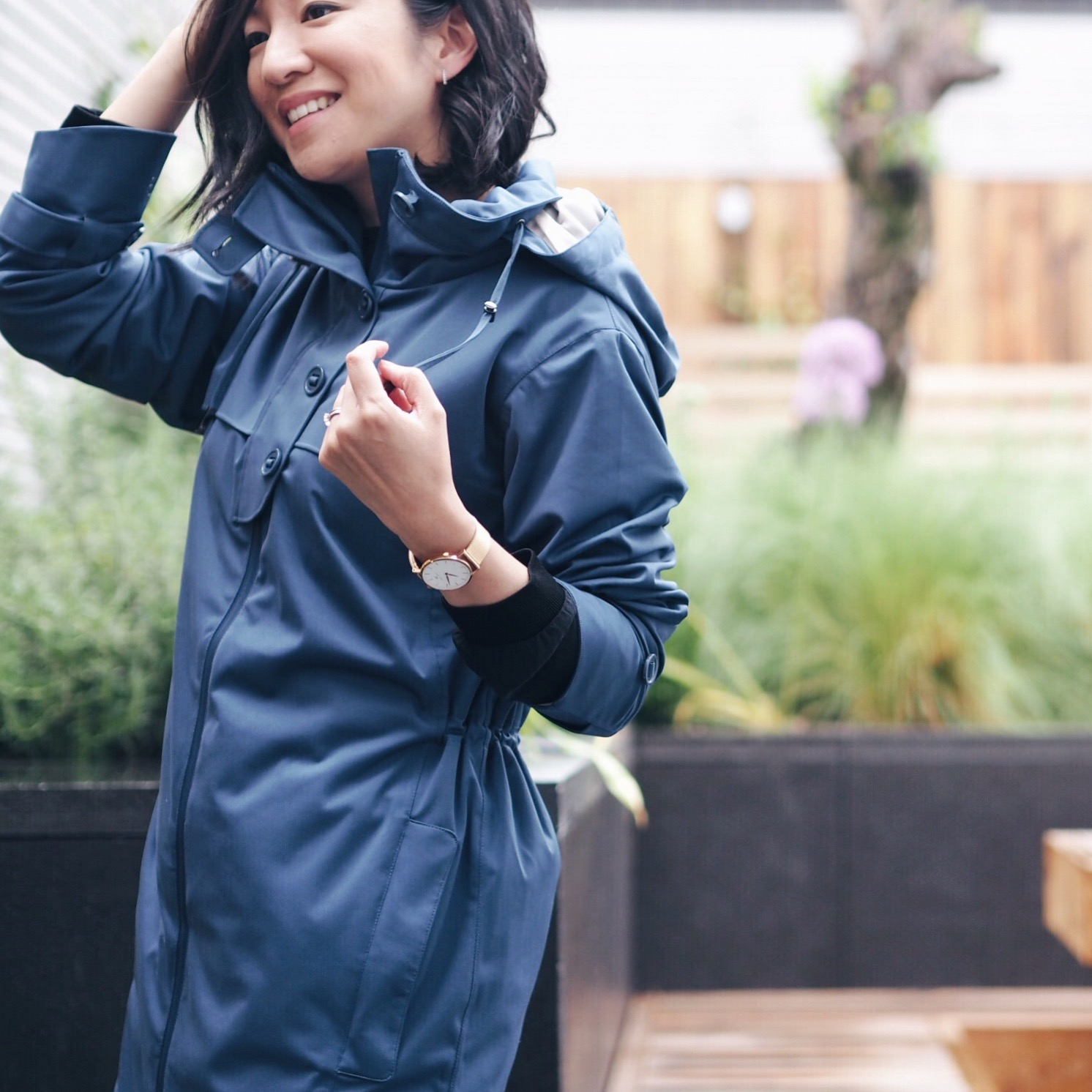 The Ultimate Waterproof Coat | angloyankophile