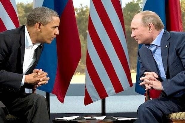 perang Amerika Serikat vs Rusia