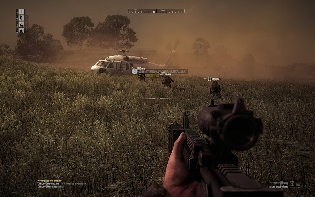 Operation Flashpoint Dragon Rising PC Full Version Screenshot 1