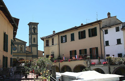 Bed and Breakfast accommodation in Greve in Chianti