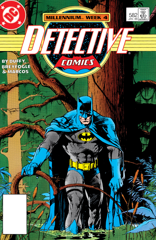 Detective Comics (1937) 582 Page 1