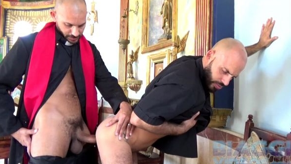 Christian, Antonio Biaggi (Bareback)
