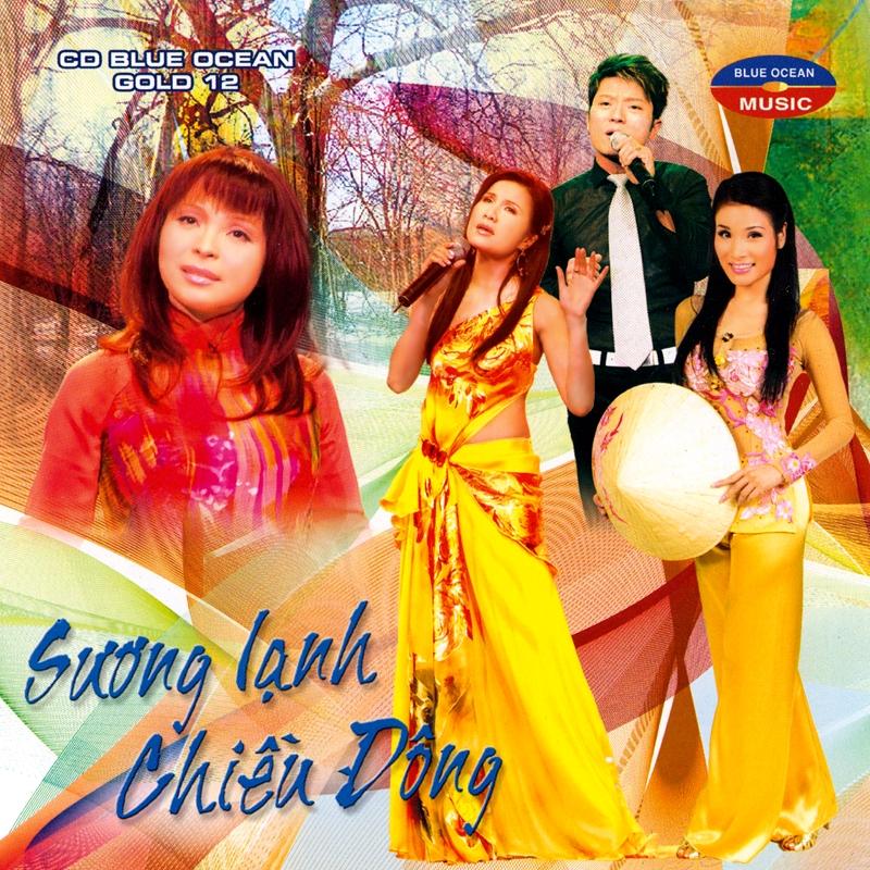 Blue Ocean Gold CD012 - Sương Lạnh Chiều Đong- (NRG)