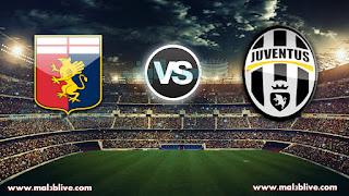 مشاهدة مباراة يوفنتوس وجنوى Juventus Vs Genoa بث مباشر بتاريخ 20-12-2017 كأس إيطاليا
