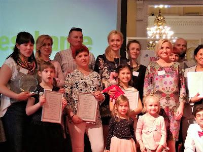 Gala plebiscytu Kobieta z Pasją i wyniki candy
