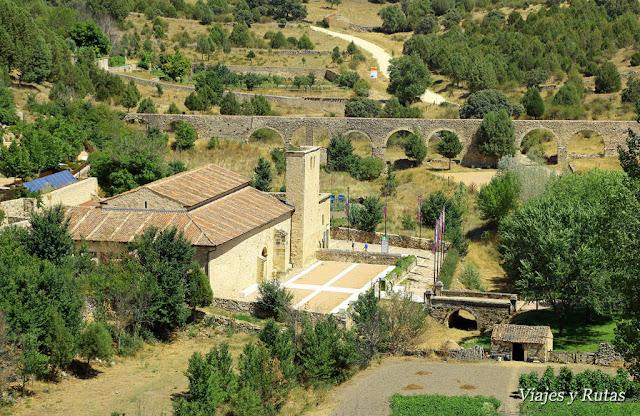 Centro Temático del Águila Imperial y Acueducto de Pedraza