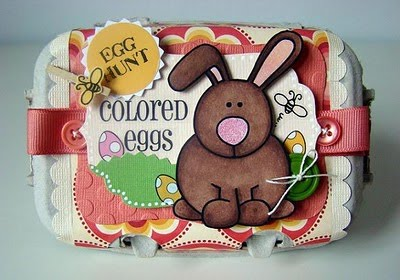 SRM Stickers Blog - Jane's Doodles Stamps - #stamps  #BorisBunny #easter #stickers