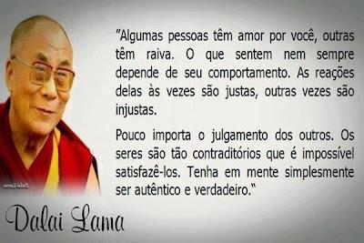 Resultado de imagem para frases dalai lama