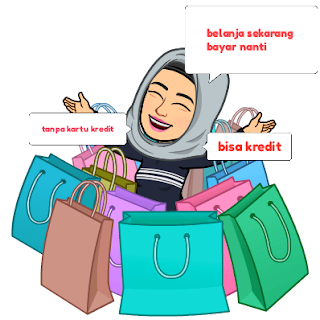 Belanja online jaman now