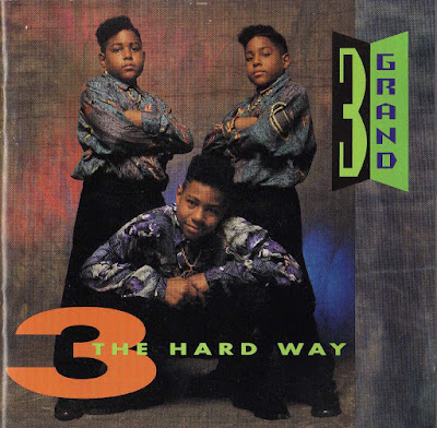 3 Grand – 3 The Hard Way (1991) (CD) (FLAC + 320 kbps)
