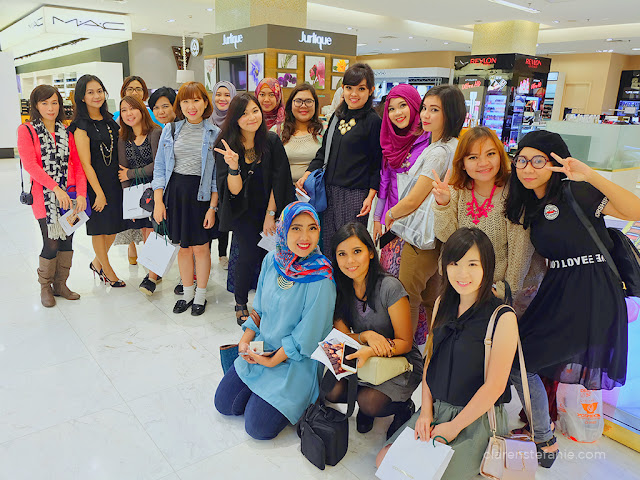 COVERMARK Beauty Blogger Gathering