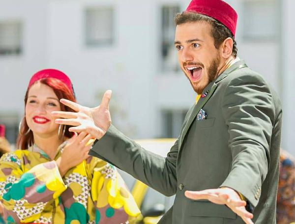 هذه هي التونسية التي سيتزوجها لمجرد قريبا!