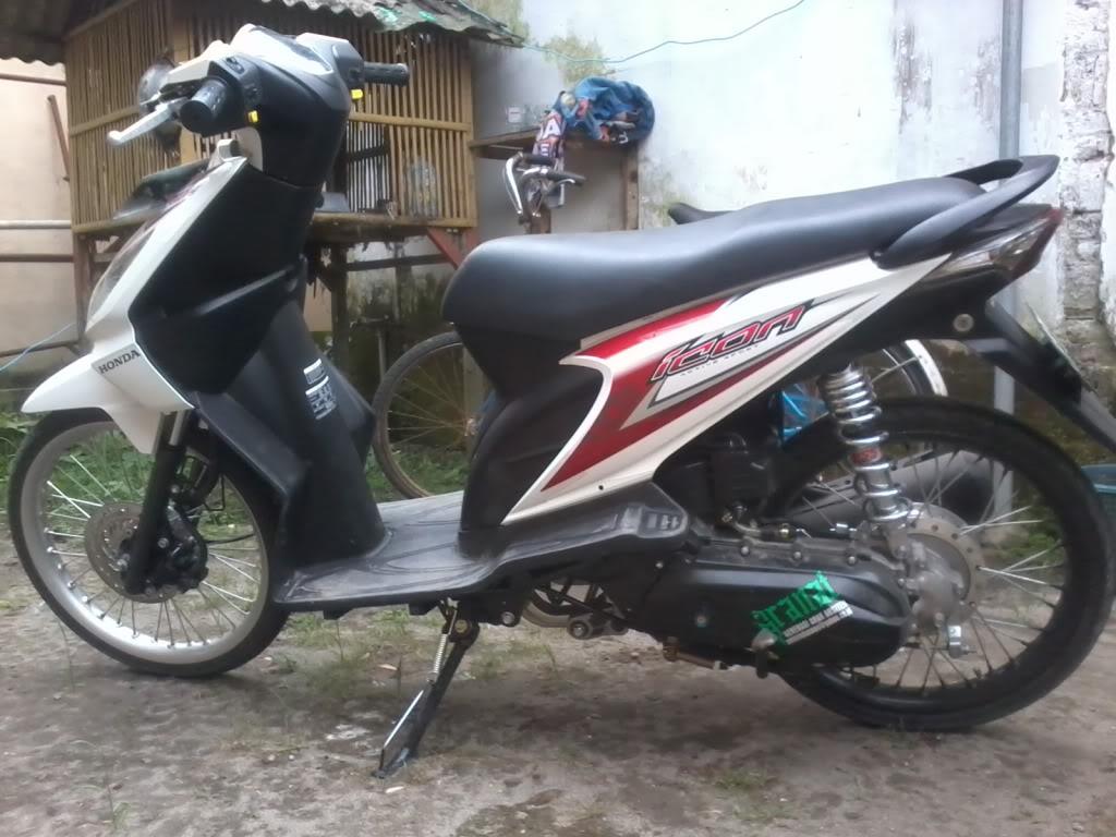 Modifikasi Yamaha Jupiter Mx Jari Jari Modifikasi Motor Yamaha