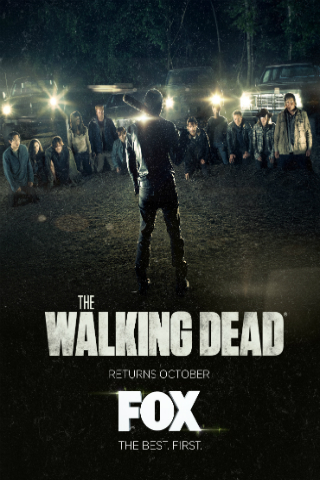 The Walking Dead [Season 7] [DISCO 4] [2017] [DVDR] [NTSC] [Custom HD [Latino]
