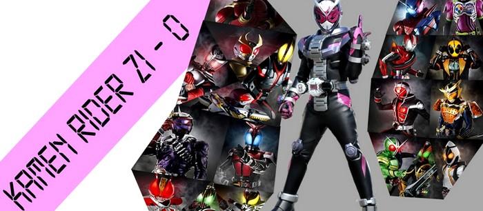 Baixe Kamen Rider Zi-O, A Série Atual No Japão