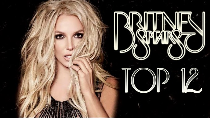 Britney Spears Remixed's Top 12 Most Viewed Monthly Posts of 2016