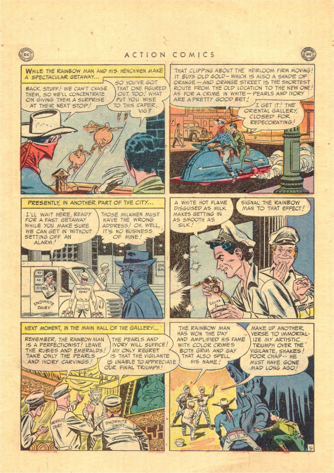 Read online Action Comics (1938) comic -  Issue #156 - 46