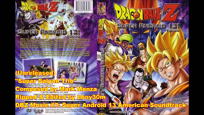Movie 10: Extreme Battle! Three Great Super Saiyans