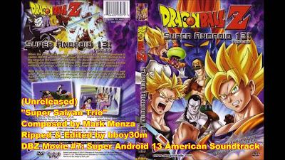 Movie 10: Extreme Battle! Three Great Super Saiyans
